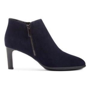 Aquatalia 'Dina' Weatherproof Suede Ankle Boot